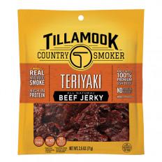 Tillamook Teriyaki Beef Jerky 2.5 oz