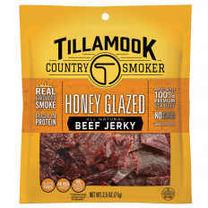 Tillamook Honey Glazed Beef Jerky 2.5 oz