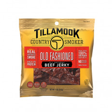 Tillamook Old Fashioned Beef Jerky 1 oz