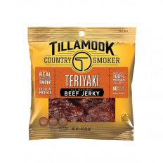 Tillamook Teriyaki Beef Jerky 1 oz