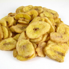 Li Hing Banana Chips 8 oz