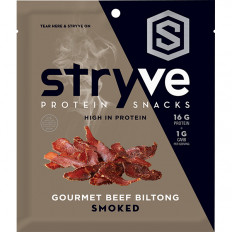 Stryve Smoked Biltong Jerky 2.25 oz
