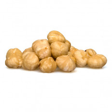 Blanched Hazelnuts 8 oz