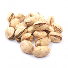 Garlic Onion Pistachios 16 oz