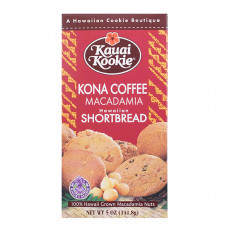 Kauai Cookies Kona Coffee 5 oz