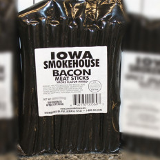 Iowa Smokehouse Bacon Snack Sticks 16 oz