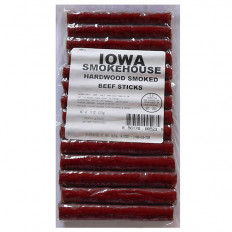 Iowa Smokehouse Spicy Hardwood Beef Sticks 11 oz