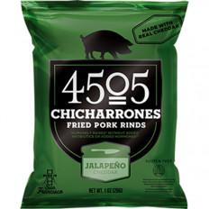 Jalapeno Cheddar Chicharrones 1 oz