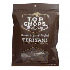 Top Chop Teriyaki Beef Jerky 2.75 oz