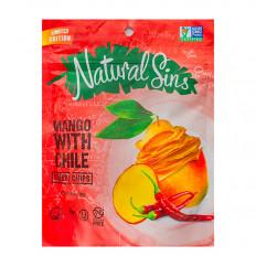 Natural Sins Chile Mango Chips 1 oz