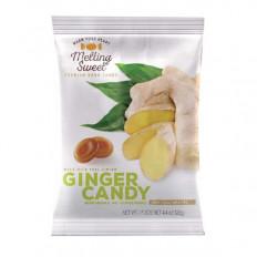 Melting Sweet Ginger Hard Candy