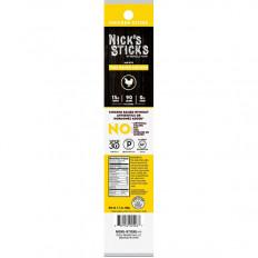 Nick's Sticks Free Range Spicy & Regular Chicken Sticks 4 Count