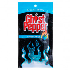 Blue Raspberry Ghost Pepper Candy 1.5 oz