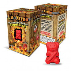 Lil' Nitro Gummi Bear