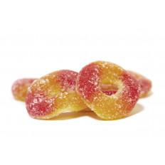Gummi Peachie O's 8 oz
