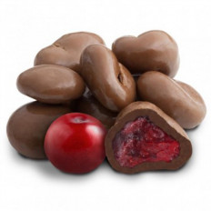 Hayden Valley Milk Chocolate Cranberries 16oz
