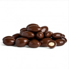Dark Chocolate Almonds 8oz