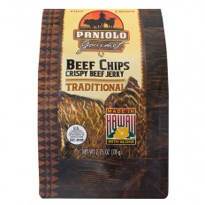 Paniolo Beef Chips Pepper 2.75 oz