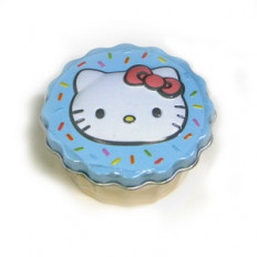 Hello Kitty Cupcake Tin 0.8 oz