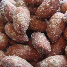 Garlic Almonds 16 oz