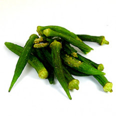 Okra Chips 4 oz